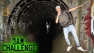 haunted faze rug tunnel at 3 am gates of hell attacked by spiders