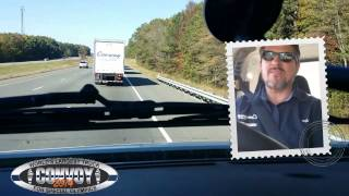 2014 Worlds Largest Truck Convoy Special Olympics