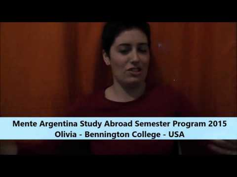 Study Abroad Semeter Program in Buenos Aires - Argentina by Olivia