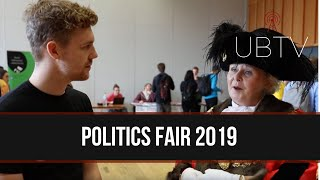 Politics Fair 2019 | Bristol University