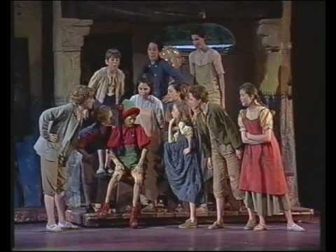 Pinokkio Musical 2000