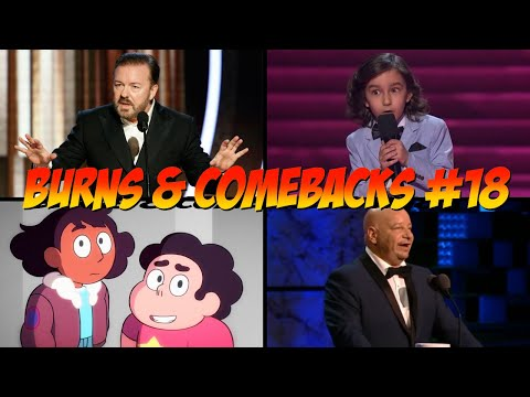 EPIC BURNS AND COMEBACKS #18