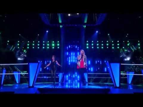 The Voice Battle Round: Perfect Dani Moz vs Clarissa Serna