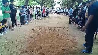 Nhảy xa  -  Hội khỏe phù đổng  - Trường thpt Lương Thế Vinh NH 2019  2020