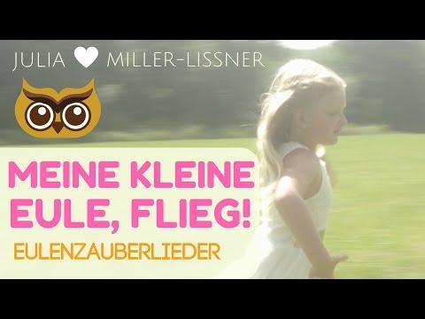 Meine kleine Eule flieg!  - das Lied zum Kinderbuch - Bestseller EULENZAUBER von Ina Brandt
