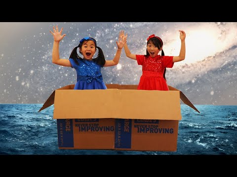 Jannie Pretend Play with Magic Transform Imagination Box Kids Toys