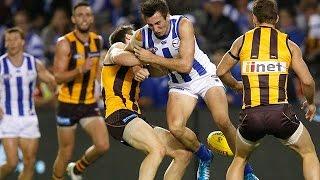 Round 5, 2015 - North Melbourne v Hawthorn highlights