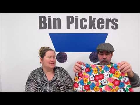 Bin Pickers- Goodwill Outlet Bin Haul- Men's Clothing