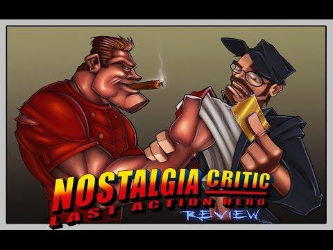 Nostalgia Critic - Last Action Hero [Original Version]