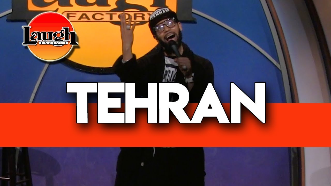 Tehran | Black Panther | Laugh Factory Standup Comedy