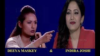 Indira Joshi & Diya Maskey || Nepal Idol & Himalaya Roadies