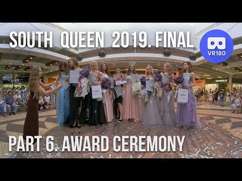 VR180 3D. Южная Королева 2019. Финал. Награждение