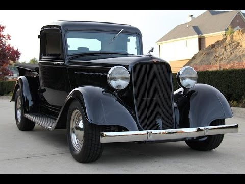 1933 Dodge Pickup For Sale - YouTube