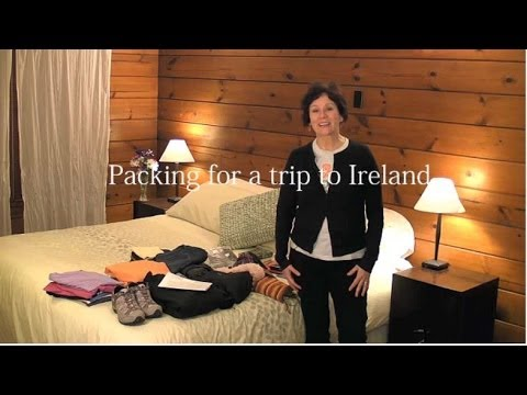 What to Pack for a Trip to Ireland