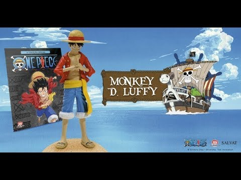One Piece Figure Cowboy Luffy NEW UNBOXED