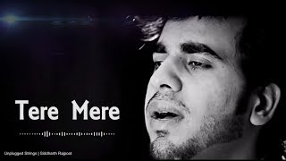 Tere Mere Darmiyaan | CHEF | Reprise Version | Siddharth Rajpoot | Amaal and Arman Malik | Lyrical |