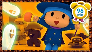 🤡 POCOYO in ENGLISH - HALLOWEEN: COSTUMES & MASKS [96 min] Full Episodes |VIDEOS & CARTOONS for KIDS