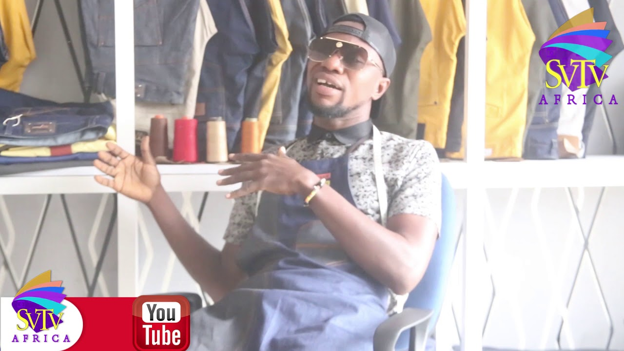Meet Benash Jeans; The Man Who Designs For Shatta Wale, Wizkid, VIP, Funny Face, Eno Among Others
