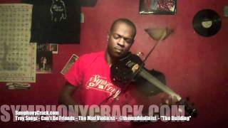 "The Mad Violinist jams Trey Songz ""Can"