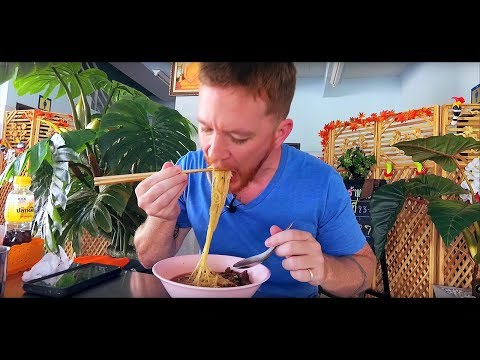 Mvlog #2: Food in Thailand