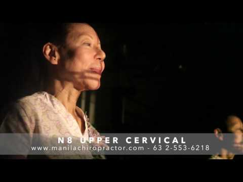 SEVERE SCIATICA GONE WITH NUCCA UPPER CERVICAL CARE IN METRO MANILA