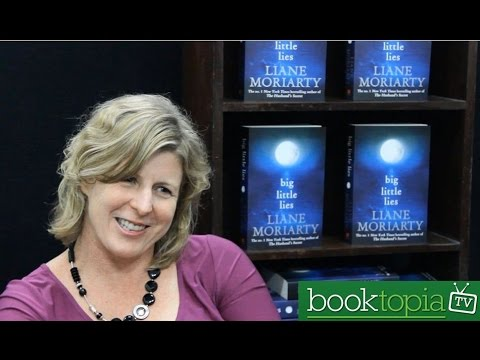 Bestselling author Liane Moriarty talks to John Purcell about her new book Big Little Lies