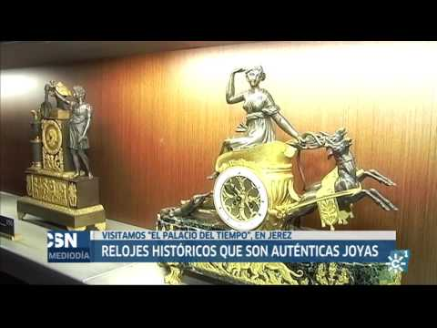 Visitamos El Palacio del Tiempo en Jerez de la Frontera