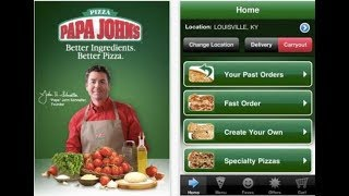 Papa John's Failed to Scrub their Founder Completely from the App