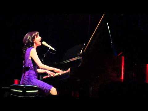 Sarah Slean performs