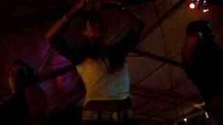 Biketoberfest 2009 Drunk Girl Dancing on Bar