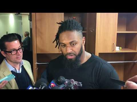 Cam Jordan says the Saints defense is slowly growing