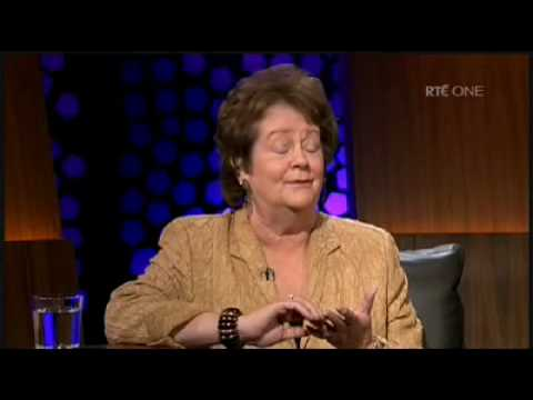 Mary O'Rourke on the Late Late