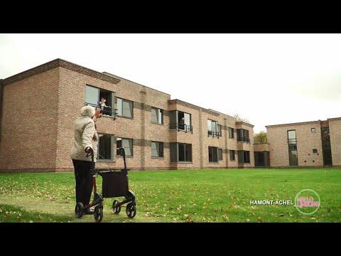 Week van de Ouderen: Serviceflatbewoners steken senioren hart onder de riem