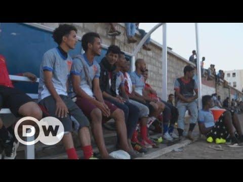 Football in Yemen: Under the shadow of civil war | DW English