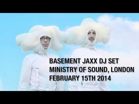 Basement Jaxx DJ Set - Ministry of Sound, London February 15th 2014