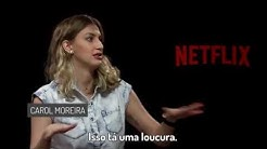 Shadowhunters Interview with Netflix Brazil back in Dec