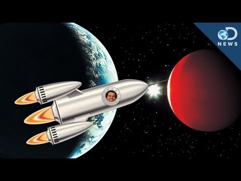 New Fusion Engine Gets to Mars in 30 Days