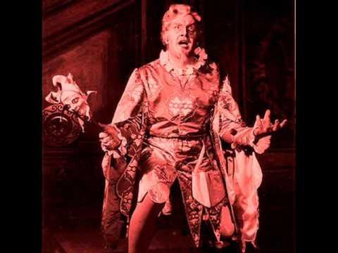 """""""Cortigiani"""" live """"Rigoletto"""" Chicago, 1962. Ettore Bastianini"""
