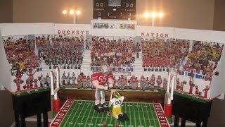 Ohio State Buckeye Nation Restored to Glory!! 12-0
