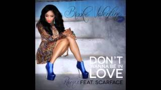 Watch Brooke Valentine Dont Wanna Be In Love remix Ft Scarface video
