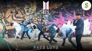 sunflower bts 방탄소년단 fake love dance cover 댄스커버