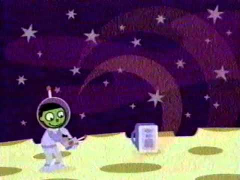 PBS Kids Station ID - Space Alien (2005 WFYI) - YouTube