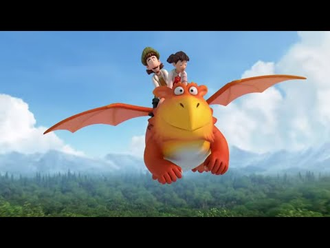 Meet The Flying Doctors ! @Gruffalo World | Zog And The Flying Doctors