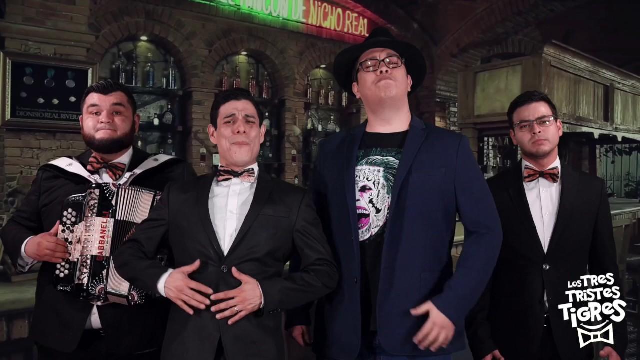 Parodia 'Adios amor' - Christian Nodal - Yo estoy Panzón Los 3 triste tigres Ft. Franco Escamilla