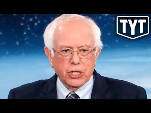 Bernie WINS Climate Change Town Hall