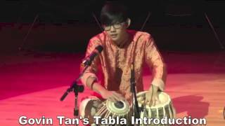 Tabla Introduction by Govin Tan