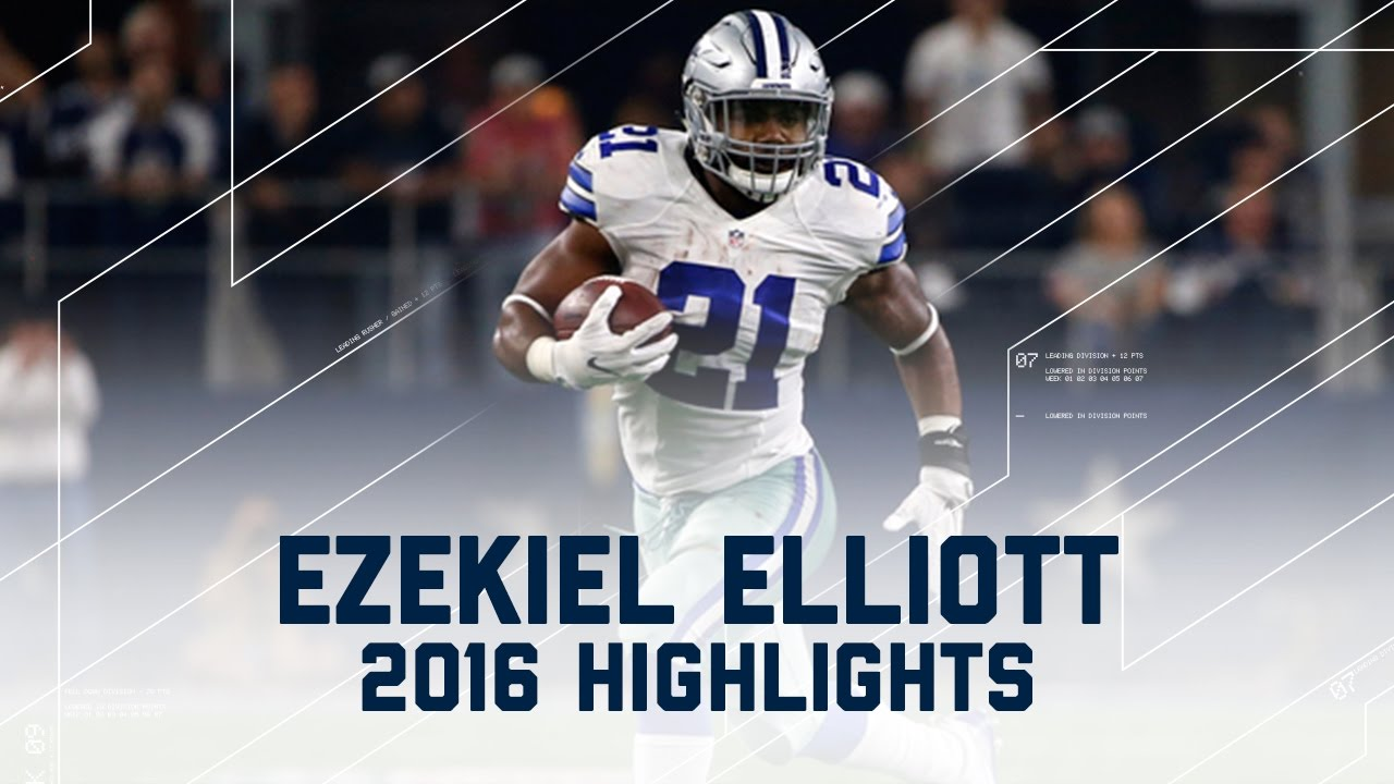 Ezekiel Elliott Phone Records Given to NFL Amid Domestic Violence Investigation