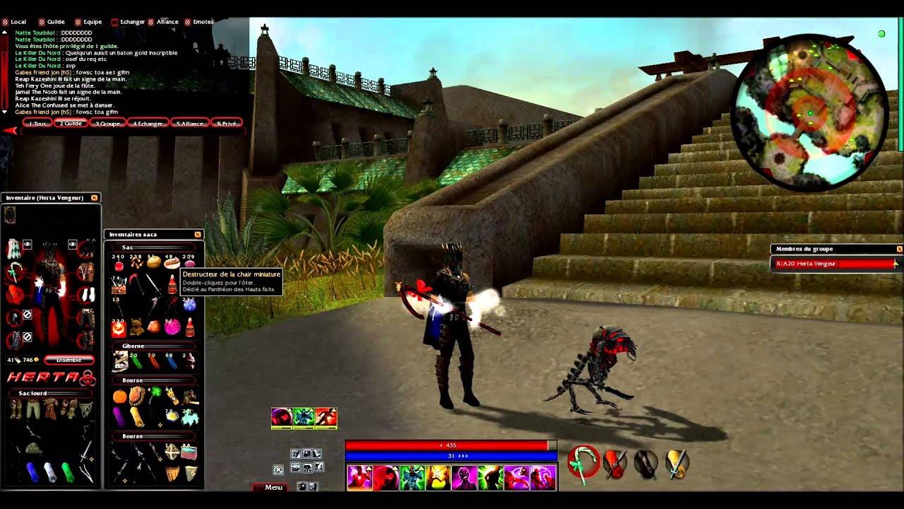 Screenshot image - Guild Wars Nightfall - Mod DB