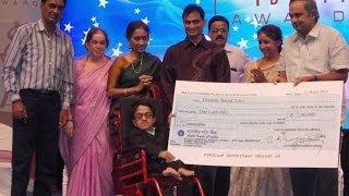 Osteogenesis imperfecta Patient won 12th cavinkare ability awards