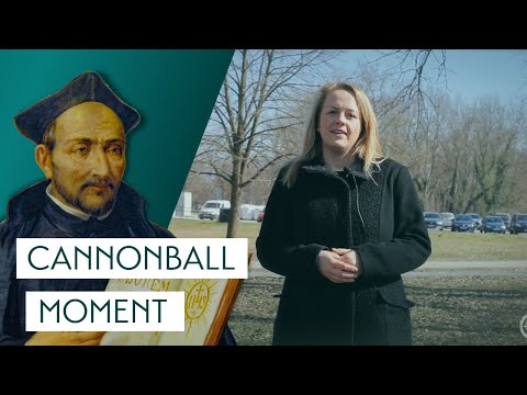 Cannonball Katarina Primorac - Gently being invited by God to follow Him